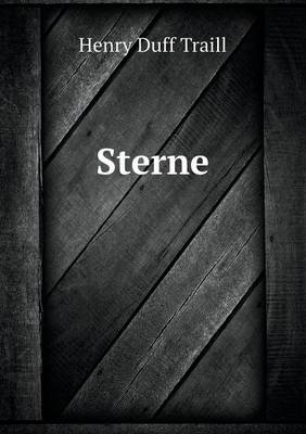 Sterne by H D Traill