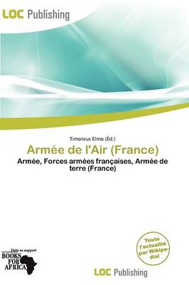 Arm E de L'Air (France) by Timoteus Elmo