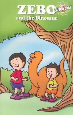 Zebo & the Dinosaur Flip Book by Manish Dasani