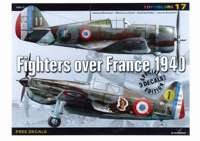 Fighters Over France 1940 by Mariusz Lukasik