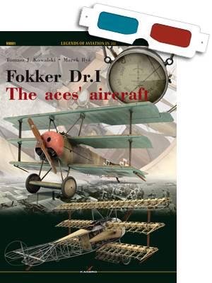 Fokker Dr. I by Tomasz J. Kowalski, Marek Rys