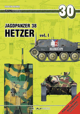 Jagdpanzer 38 Hetzer by Marcin Rainko
