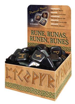 Haematite Runes Bookshelf Edition by