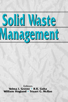 Solid Waste Management by V. I. Grover