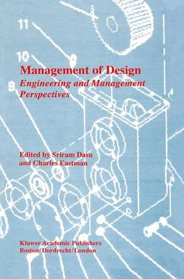Management of Design Engineering and Management Perspectives by Sriram Dasu