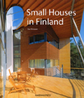 Small Houses in Finland by Esa Pilonen