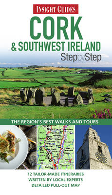 Insight Guides: Cork & Southwest Ireland Step by Step by