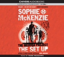 Medusa Project, The: The Set-up by Sophie McKenzie