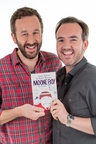 Chris O'Dowd, Nick Vincent Murphy - Author Picture