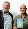 Paul Stewart, Chris Riddell - Author Picture