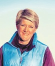 Clare Balding - Author Picture