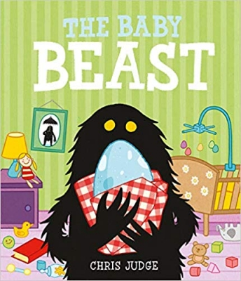 Cover for The Baby Beast by Chris Judge