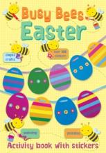 Cover for Busy Bees Easter by Jocelyn Miller