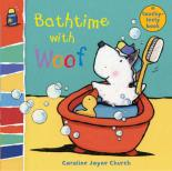 Bathtime with Woof by Caroline Jayne Church