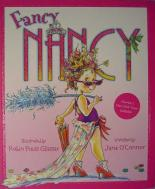 Cover for Fancy Nancy (book and CD) by Jane O'connor