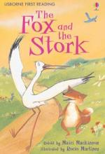 The Fox And The Stork by Mairi Mackinnon
