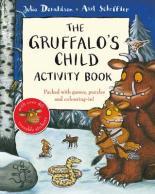 The Gruffalo's Child Activity Book by Julia Donaldson