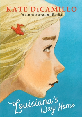Cover for Louisiana's Way Home by Kate DiCamillo