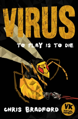 Cover for Virus by Chris Bradford