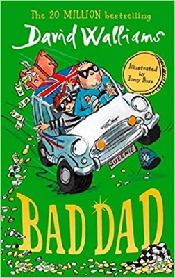 Cover for Bad Dad by David Walliams