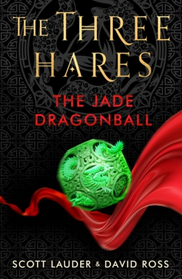 Cover for The Three Hares: The Jade Dragonball by