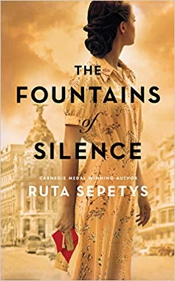 Cover for The Fountains of Silence by Ruta Sepetys