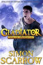 Cover for Gladiator: Son of Spartacus by Simon Scarrow