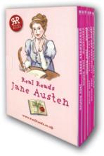 Jane Austen: 6 book boxed set by Jane Austen - retold by Gill Tavner