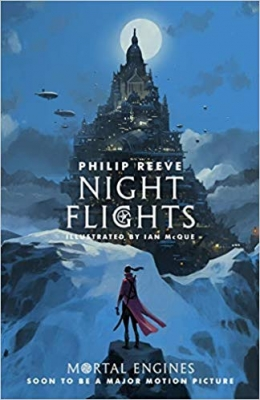 Cover for Night Flights by Philip Reeve