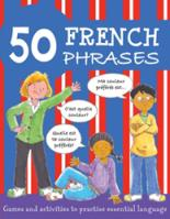 Cover for 50 French Phrases by Susan Martineau