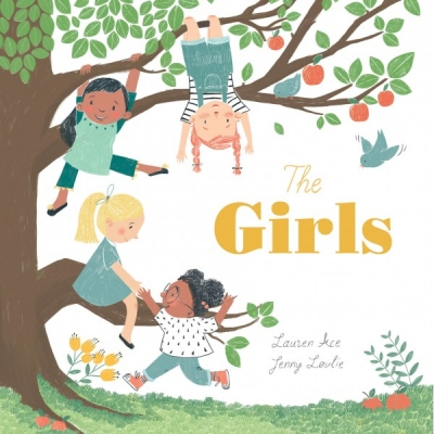 Cover for The Girls by Lauren Ace