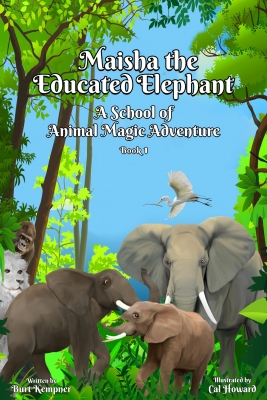 Maisha the Educated Elephant