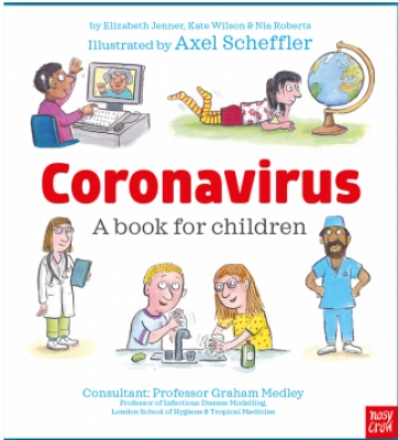Coronavirus - A Book for Children