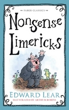 Cover for Nonsense Limericks by Edward Lear
