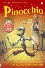 Pinocchio, Gift Edition - Book with Story DVD by Katie Daynes