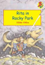 Rita in Rocky Park by Hilda Offen
