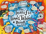 Cover for The Terrific Times Tables Book by Kate Petty