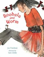 Boobela And Worm by Joe Friedman