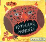 Mythological Monsters of Ancient Greece by Sara Fanelli