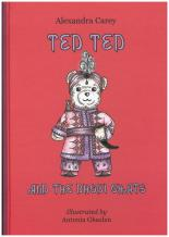 Ted Ted and the Dhobi Ghats by Alexandra Carey