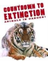 Cover for Countdown To Extinction by David Burnie