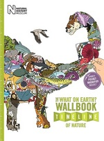 The What on Earth? Wallbook Timeline of Nature by Christopher Lloyd, Patrick Skipworth