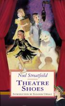 Cover for Theatre Shoes by Noel Streatfeild
