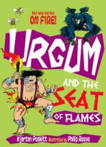 Urgum And The Seat Of Flames by Kjartan Poskitt