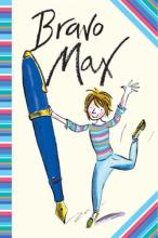 Bravo Max by Sally Grindley