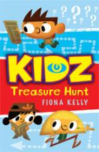 KIDZ Treasure Hunt by Fiona Kelly