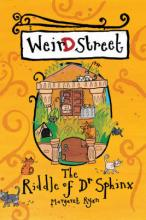 Weird Street: The Riddle of Dr Sphinx by Margaret Ryan