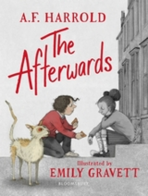 Cover for The Afterwards by A. F. Harrold