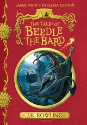 Cover for The Tales of Beedle the Bard by J. K. Rowling
