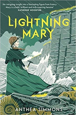 Cover for Lightning Mary by Anthea Simmons